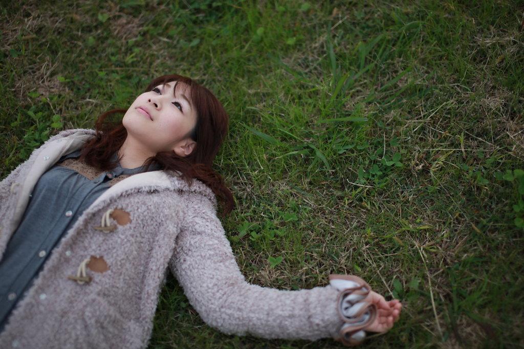 Portrait - Yuko